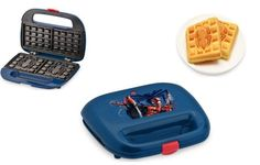 The Best 2 Slice Waffle Maker can help you enjoy your favorite dessert or special breakfast in no time! The Best, Waffles, Spiderman, Marvel, Breakfast, Amazing, Desserts, Food, Spider Man