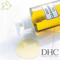 DHC - Huile Démaquillante Pureté Deep Cleansing Oil   Best-seller n°1 de DHC dans le monde, l'Huile Démaquillante Pureté DHC permet un démaquillage parfait du visage et des yeux tout en douceur, en moins d'une minute. Riche en actifs adoucissants, de texture fondante, cette huile hydrosoluble convient à toutes les peaux, mêmes les plus délicates. Flacon Pompe 200ml - 26€ #cleansingoil #demaquillant #huile #DHC #tokyo #japon #beauty #naturel #skincare #visage #soinvisage www.officina-paris.fr