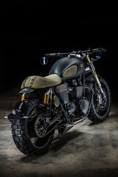 Griffe : Hedonic, technical lifestyle | Cafe Racer