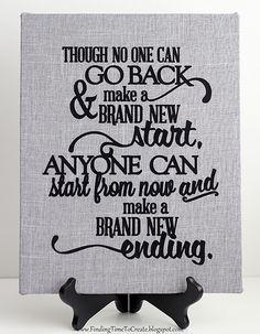 make a new ending