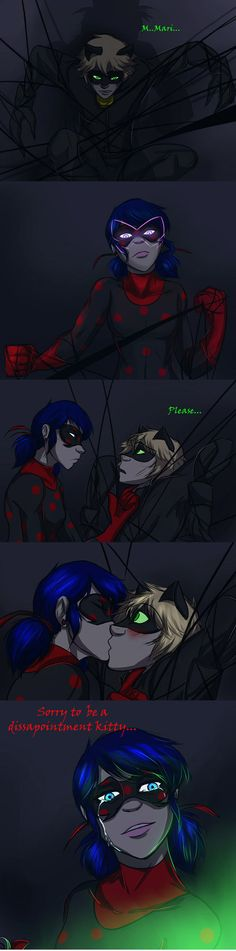 a Dissapointment by MegS-ILS on DeviantArt <<< incoming feels in 3... 2... 1....