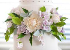 Sugar Flowers   Sugar Flower Art   Wedding Cake Flowers