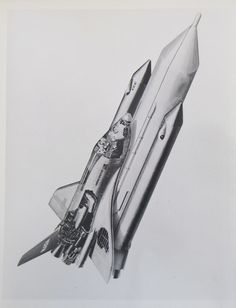 Image of early shuttle