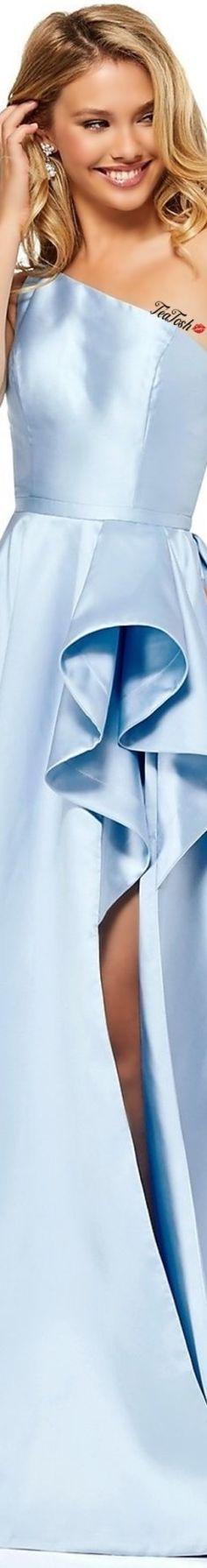 Love And Light, Light Blue, Blue Dream, Sherri Hill, Blue Fashion, Fashion Forward, Cool Girl, Beautiful People, Evening Dresses