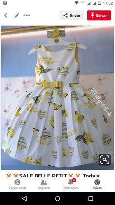 Little Girl Dress Up, Girls Dress Up, Baby Girl Dresses, Baby Dress, Flower Girl Dresses, Frock Patterns, Baby Girl Dress Patterns, Sewing For Kids, Kids Wear
