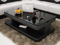 Centre Table Design, Sofa Table Design, Corner Sofa Design, Living Room Sofa Design, Coffee Table Design, Coffee Tables, Centre Table Living Room, Center Table, Leather Coffee Table