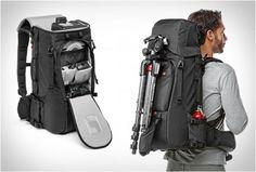 PRO LIGHT CAMERA BACKPACK - http://www.gadgets-magazine.com/pro-light-camera-backpack/