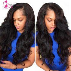 "7A Peruvian Virgin Hair Body Wave 4 pcs lot 8""-30"" Natural Black Puruvian Hair Bundles Deals Quality Human Hair Weave For Sale - http://mixre.com/7a-peruvian-virgin-hair-body-wave-4-pcs-lot-8-30-natural-black-puruvian-hair-bundles-deals-quality-human-hair-weave-for-sale/ #HairWeaving"