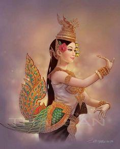 Khmer Apsara                                                                                                                                                                                 More