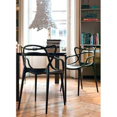 Excited to have the perfect project for these Kartell Masters Chairs!