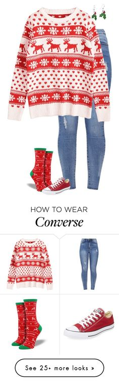 """12/3/2017"" by dynastiloudhousefan on Polyvore featuring Converse"