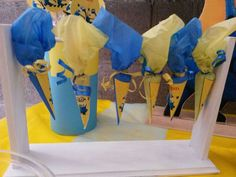 Los Minions Birthday Party Ideas | Photo 2 of 29