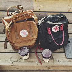 Taken by Anna Pavlova, Moscow. Featuring Tan Kanken Classic and Black and Ox Red Kanken Classic.    http://www.ilovemykanken.com/shop/products/kanken-classic-tan-2.htm    http://www.ilovemykanken.com/shop/products/kanken-dual-black-ox-red.htm