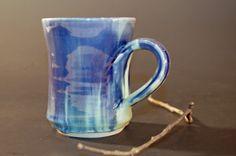 Large Pottery Mug Ceramics and Pottery Cup by nhfinestoneware, $24.95