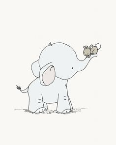 Elephant and Bunny Nursery Art -- Hold On Tight -- Elephant and Bunny --  Nursery Art Print -- Nursery Decor-- Children Art, Kids Wall Art by SweetMelodyDesigns on Etsy https://www.etsy.com/listing/184274037/elephant-and-bunny-nursery-art-hold-on