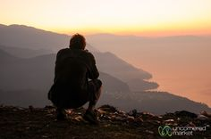 Hikeing from Xela to Lake Atitlan, 3 days, 37 km