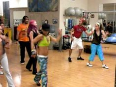 dont stop the music.... or the zumba routine