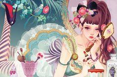 e-shuushuu kawaii and moe anime image board Japan Illustration, Character Illustration, Art Manga, Anime Art, Moe Anime, Anime Kunst, Animation, Illustrations, Oeuvre D'art