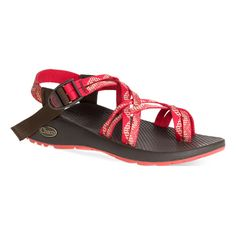 Chaco Women's ZX/2 Classic Casual Sandals // Comprised of only 8 component parts, making for the simple, timeless sandal design that made the name. Every pair comes standard with adjustable double-straps that custom-fits to your foot, a toe-loop for additional forefoot control, plus the podiatrist-certified LUVSEAT™ PU footbed for all-day comfort and support.