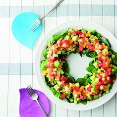とっておきのおもてなしサラダ「コブコブリースサラダ」