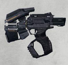 Gun Concept.