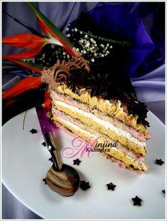 """Torta """"Olja"""" sa Minjine kuhinjice.com"""