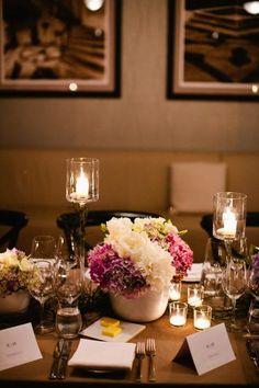 A Romantic Garden Wedding / Wedding Style Inspiration / LANE