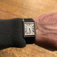 Cartier Tank Solo Large