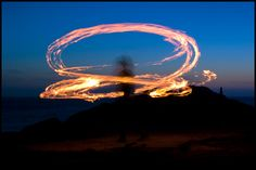 Circle of fire.