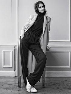 Vogue Spain September 2014Photographer: Benny HorneModel: Amanda Wellsh Stylist: Sara Fernandez