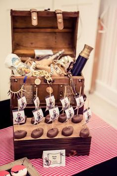 Hostess with the Mostess® - Arrrr Me Hearties a Fun Filled Pirate Party