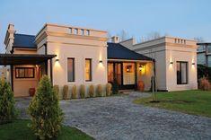 Marcela Parrado Arquitectura - Casa estilo Clásico Campo Argentino - Arquitecto - PortaldeArquitectos.com #casascolonialesargentinas #Casasdecampo
