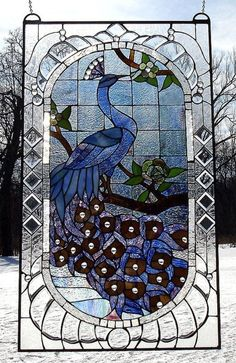 The Best Stained Glass Home Window Design Ideas 27