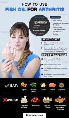 fish oil for arthritis