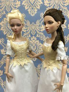 Anne De Leger Basic Dolls