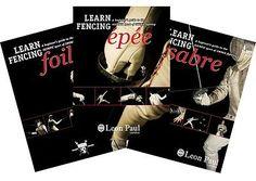 @fencinguniverse : Learn Sword Fencing - Instructional 3 DVD Box Set - Foil Epee & Sabre  $55.12 End Date: T http://aafa.me/1Utuu6H http://aafa.me/1YkZwTR