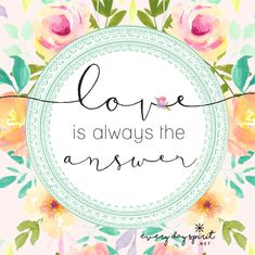Be the love. xo Get the app of beautiful wallpapers at ~ www.everydayspirit.net xo #ValDay #Valentine #love