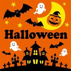 Halloween Artwork, Halloween Rocks, Theme Halloween, Halloween Door, Halloween Haunted Houses, Halloween Prints, Halloween Pictures, Halloween Wallpaper, Vintage Halloween