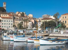 Old Town Cannes France