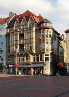 [Bytom] Czarodziejski - Page 6 - SkyscraperCity Central Europe, Czech Republic, Hungary, Geo, Futuristic, Austria, Beautiful Places, Explore, Mansions