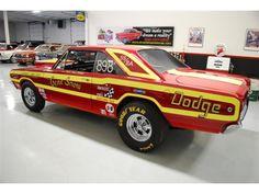 1968 Dodge Dart NHRA GENE SNOW HEMI RACE CAR