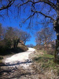Trail San Galgano Run