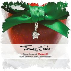 The lucky winner will be drawn and informed on November 27, 2012! Important: Your facebook or twitter account must be linked to your Pinterest profile! Terms and conditions: http://images.thomassabo.com/www/2/2012/11/TC-Pinterest-Xmas-Sweepstake.pdf