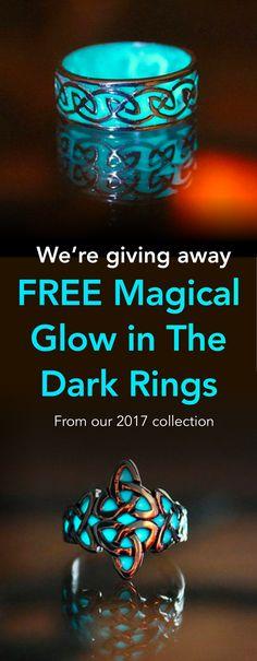 FREE Glow In The Dark Ring