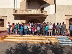 El día de ayer la alcaldesa Miriam Caballero Arras, dio inicio al Programa Empleo Temporal (PET).