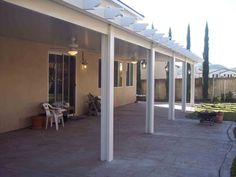 Aluminum Patio Covers   Google Search | Backyard Ideas | Pinterest |  Aluminum Patio Covers, Patios And Wood Patio