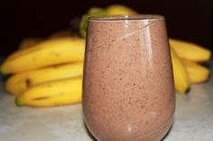 Chocolate Banana Nut Smoothie.    A sweeter, yet still perfectly healthy smoothie to supplement your health and to boost your energy.    Almonds help decrease rises in blood sugar and can help lower the glycemic index of foods it is consumed with. As well as helping with Diabetes, almonds also promote good cardiovascular health with it's high content of good fats and antioxidants.    Bananas are one of the best sources of potassium, helping to maintain normal blood pressure and heart…