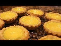 The Best Egg Tarts Recipe | Dim Sum Central