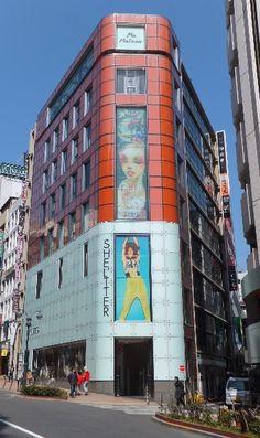 Shopping in Shibuya, Tokyo. Been here!!!
