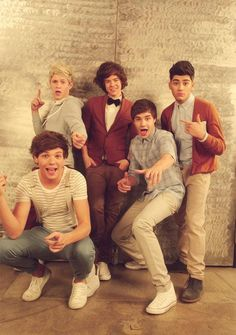 One Direction ❤ i have this picture but as a poster